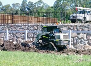 Earthmoving Sunshine Coast - Excavator dry hire noosa caloundra bli bli maroochydore qld