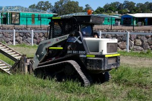 earthshaping - site clean up - excavation services sunshine coast