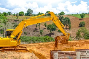 earthworks caloundra - excavator dry hire sunshine coast