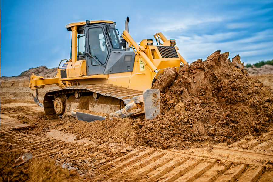 positrack hire sunshine coast - excavator hire - tipper dry hire for civil works in sunshine coast