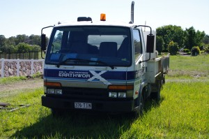 earthworks caloundra - positrack dry hire sunshine coast
