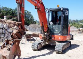 landscaping and earth works sunshine coast - myths about earthmoving