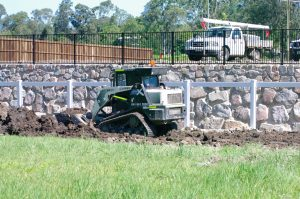 best earth works tools - civil works company sunshine coast - landscaping professionals