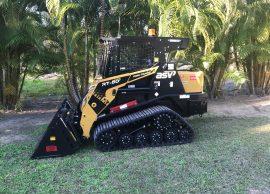 Positrack Excavator Hire Earthmoving Contractors Sunshine Coast Earthworks