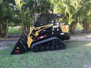 Positrack Excavator Hire Earthmoving Contractors Sunshine Coast Earthworks