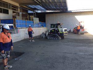 Caloundra-Excavator-Hire-Driveways