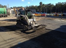 earthmoving contractors sunshine coast - earthworks and excavating company - civil contractors sunshine coast