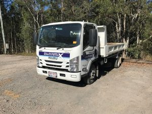 civil contractors sunshine coast - site clean up - earthmoving and excavating in sunshine coast