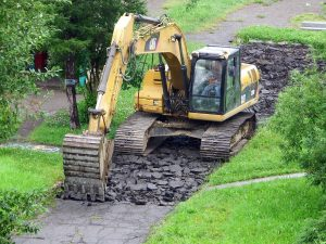 earthmoving contractors sunshine coast - earthworks and excavating company - civil contractors sunshine coast