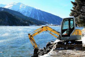posi track sunshine coast - excavator dry hire - positrack hire