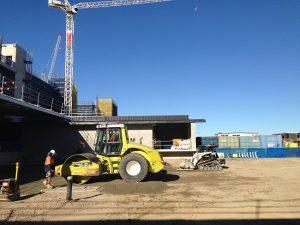 positrack hire sunshine coast - excavator dry hire - earthmoving equipment qld