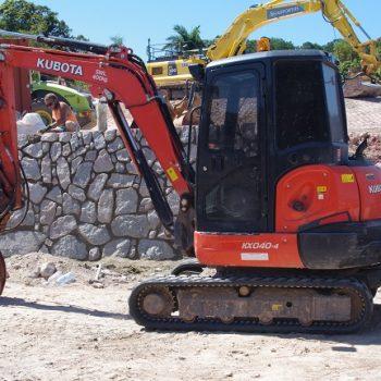 building costs - construction cost sunshine coast - earthmoving contractors