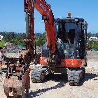 sunshine coast excavations - earthmoving contractors -