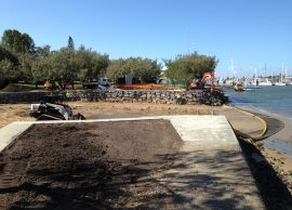 residential landscaping sunshine coast - earthmoving garden design - home landscaping