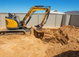 excavation company sunshine coast - excavator dry hire - earthmoving contractors